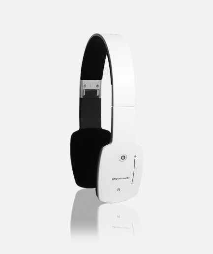 headphones zook white